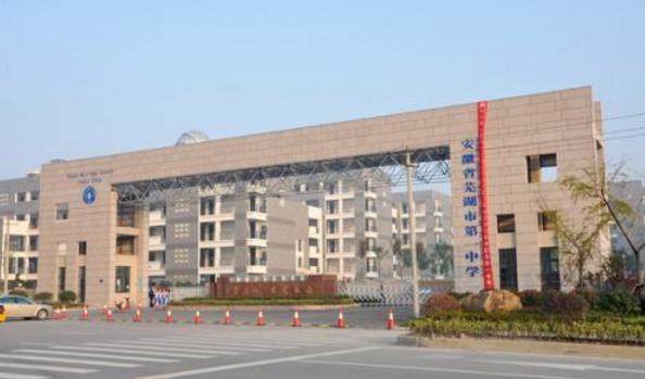 2017年芜湖一中全国排名第152名