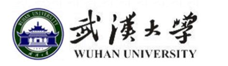 2018年武汉大学迎新网入口