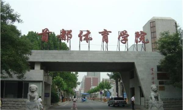 8年中国体育类二本大学排名