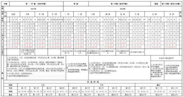 贵州财经大学2018新生暑假开学时间
