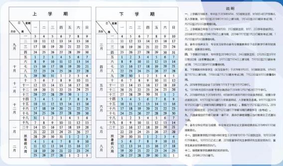 昆明医科大学2018新生暑假开学时间
