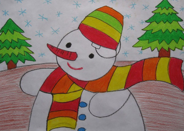 儿童画画大全简单漂亮 小学生简笔画教程