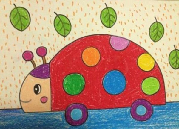 幼儿简易图画大全_儿童画画大全简单漂亮 小学生简笔画教程_有途教育