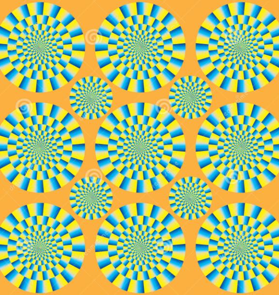 催眠图片你敢看5秒以上吗 8张魔幻图5秒就睡着