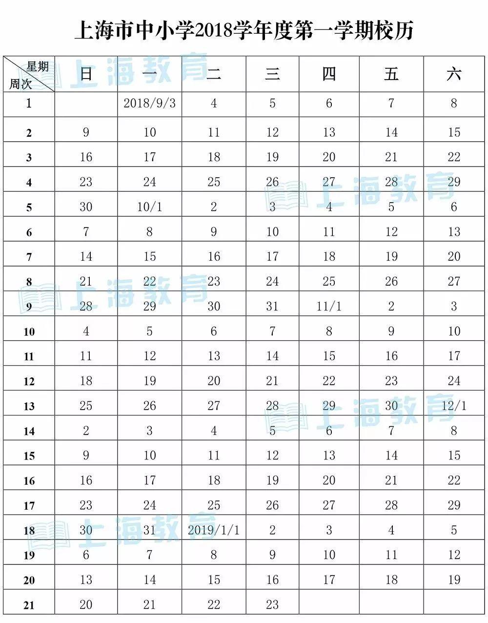 2019上海各小学寒假放假作文芭人物的小学生写时间图片