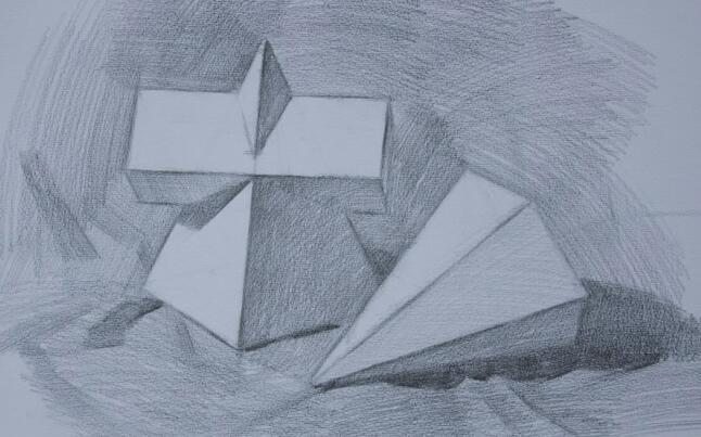简单又好看的素描画 素描初学者绘画步骤图