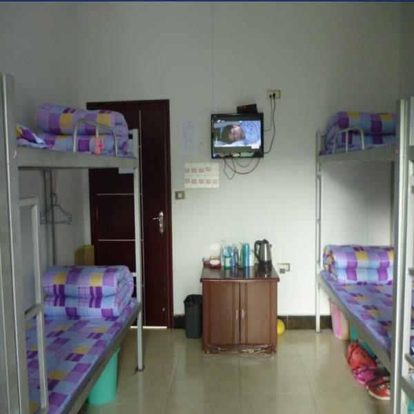 广州卫生职业技术学院环境宿舍