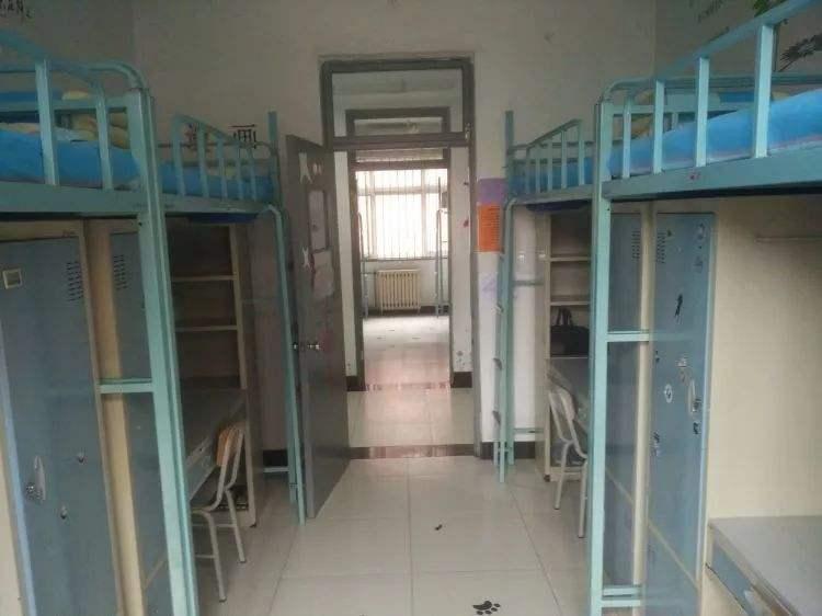 山东商业职业技术学院宿舍环境