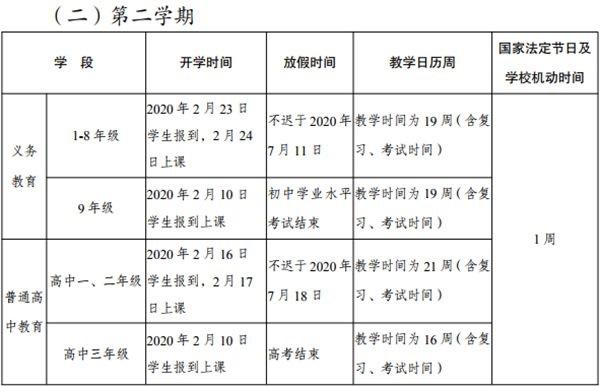 云南中小学校历