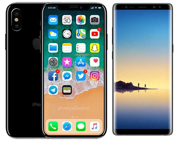 iphoneX和iphone8有什么不同 售价多少钱