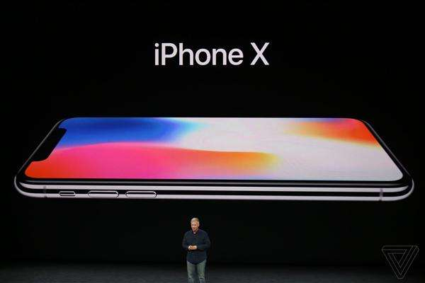 iphoneX和iphone8有什么不同
