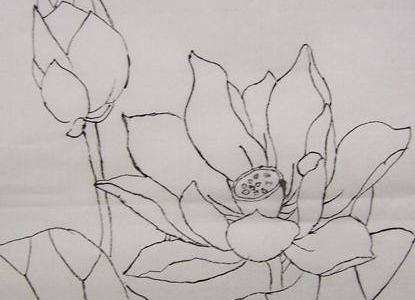 素面宝石彩铅绘画步骤