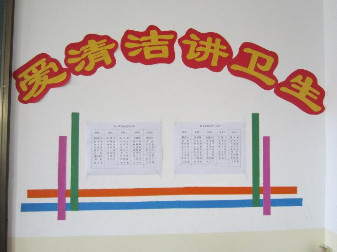 班级文化墙设计图片大全 如何创意设计班级文化墙