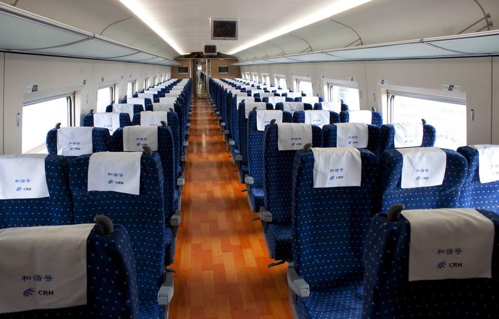 如何选择火车的靠窗座位 火车动车高铁选座位技巧图片
