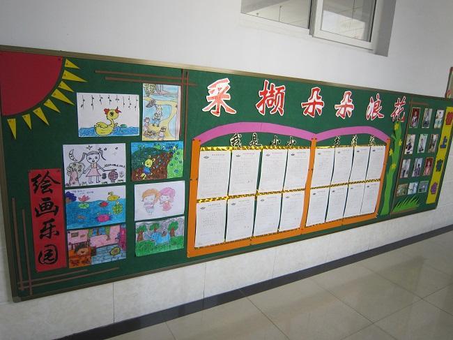 有创意的班级文化墙设计图片素材精选 班级文化墙怎么