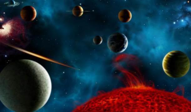 为什么所有的星球都是圆的