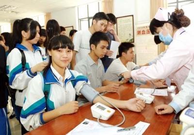2018年高考体检在什么时候 体检有哪些流程