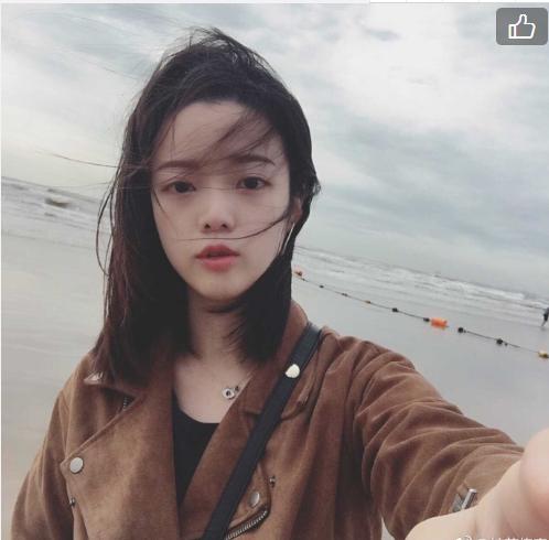 江西财经大学美女校花陈嘉琪
