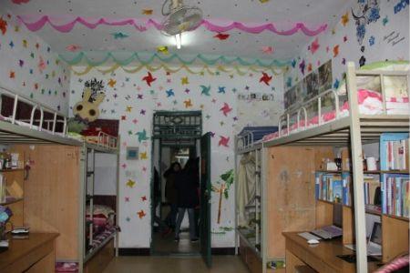 重庆三峡职业学院师哥师姐说宿舍条件