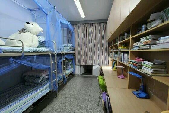 南京师范大学宿舍怎么样图片
